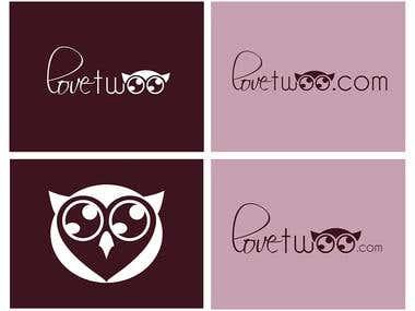 Lovetwoo Logo Design, Branding and Packaging