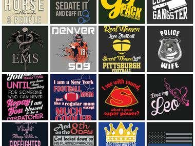 Tee-spring T-shirt Designs