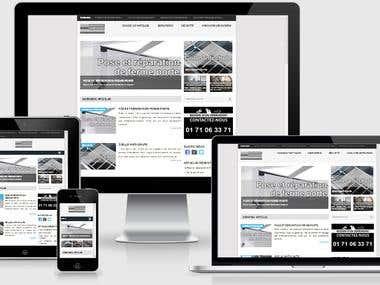 Site web http://www.guide-serrurerie.fr/