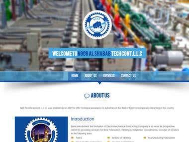 Noor Al Shabab Tech Cont L.L.C
