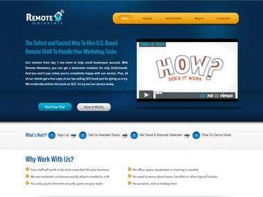 Remote Marketers
