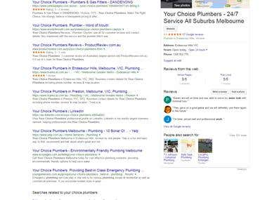 Google Knowledge Graph & Organic Search Extensions
