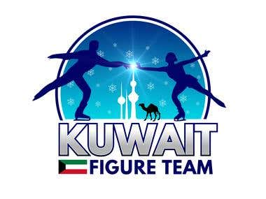 Kuwait Figure team