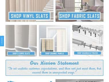 Reslat.com - Online Store Selling Blinds