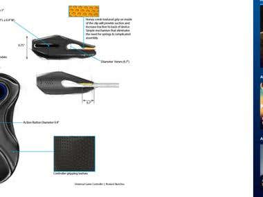 Advanced Game Controller- Hardware & Software