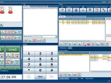 911 Call center Management software