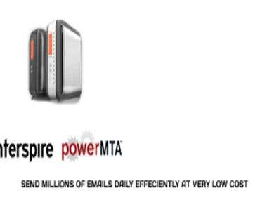 Power Mta with Interspire