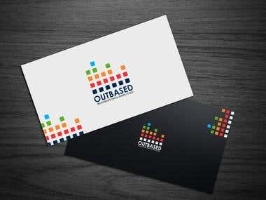 OUTBASED - Logo Design