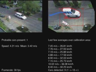 OpenCV(Vehicle Counter)