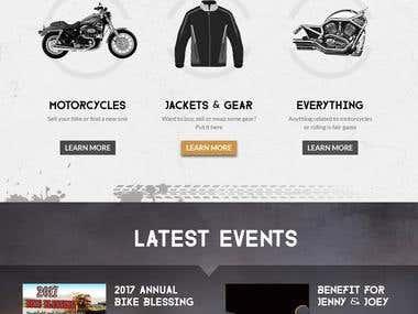 Fomo Chromesoul website design