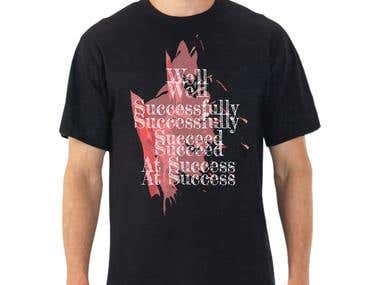Creative T-Shirt Desin
