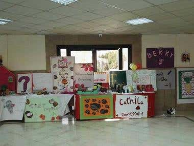 Sample of Students' Projects -Marketing