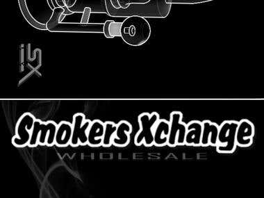 Smokers Xchange Wholesale Ad