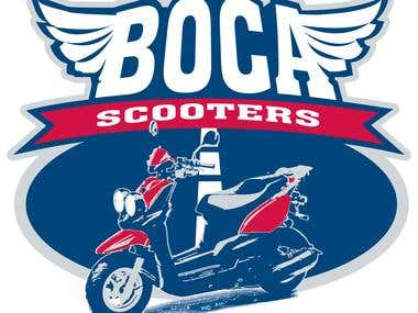 Boca Scooters