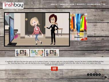 INSHBAY Shopping Site