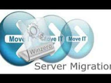 Server and website migration.