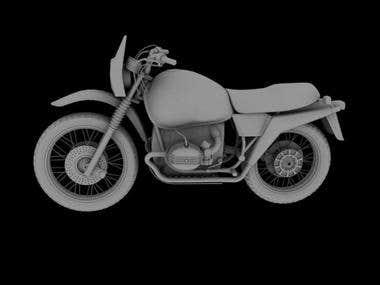 Motorbike & Car Design