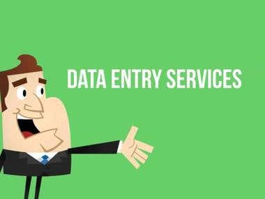 I Will Do Any Data Entry Works As Your Virtual Assistant