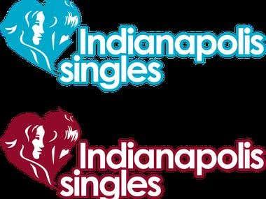 Indianapolis singles logo