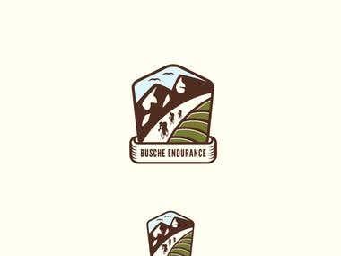 Logo Design - busche endurance