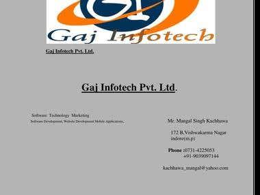 Gaj Infotech