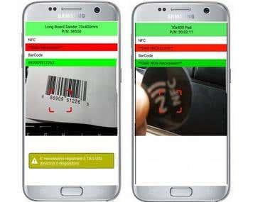 BarCode / NFC