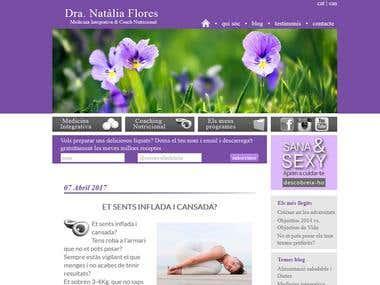 Dra. Natalia Flores