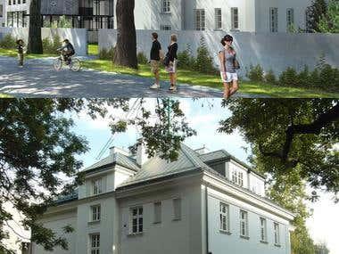 Chowanczak's Villa