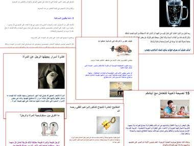 Arabic Articles