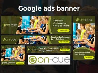 Google ads designs