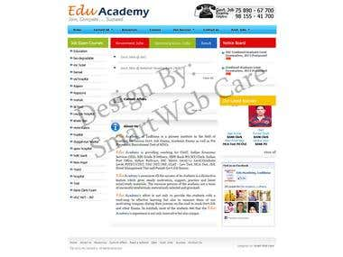 Edu Academy - Coaching Institute