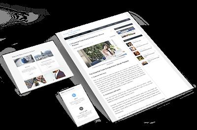 Website & Blog