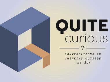 """Quite Curious"" Post Card"