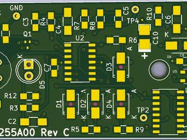 PIR based Automatic Light controller