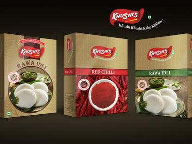 Packagig Design