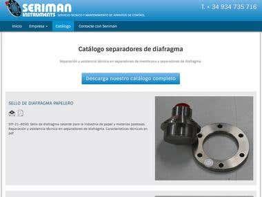 Seriman Instruments