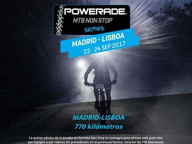 Powerade Non Stop Series