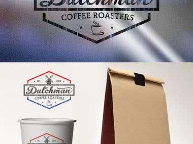 Dutchman Coffee Logo