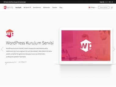 WPServis.com - WordPress Installation Service