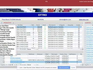 Video POS management software