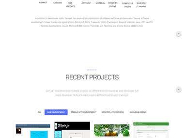 Portfolio | Website