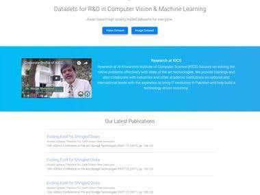 Dataset | Website