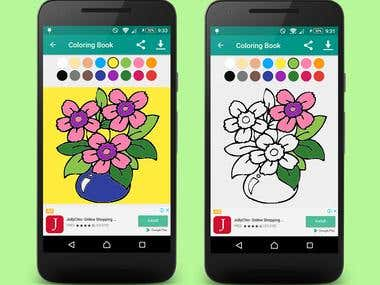 Coloring Book | Android App