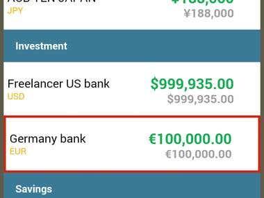 Money Stream - Expense & Income Tool for Everyone