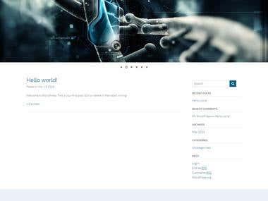 Articulate | Wordpress | Website