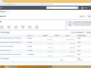 Social Media / Facebook Marketing
