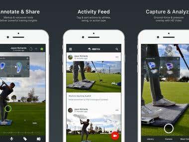 BodiTrak iOS app