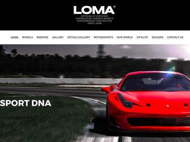 Lomawheels Tyre company