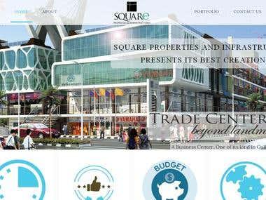 Real Estate Business Website