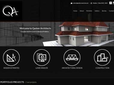 Architect Consultant Website